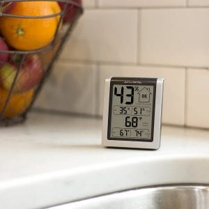 AcuRite 00613 Digital Hygrometer