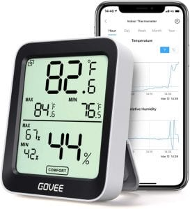 Govee Thermometer Hygrometer