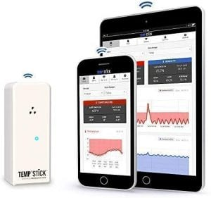 Temp Stick Wireless Remote Temperature & Humidity Sensor