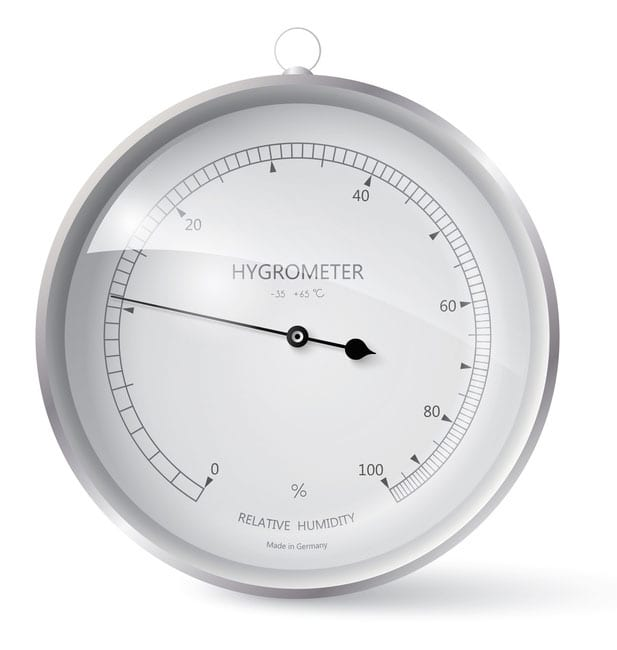 Calibrating Your Hygrometer