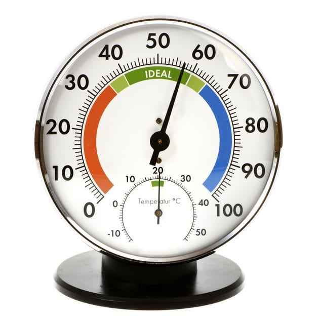 Understanding Common Terminology Used with Hygrometers