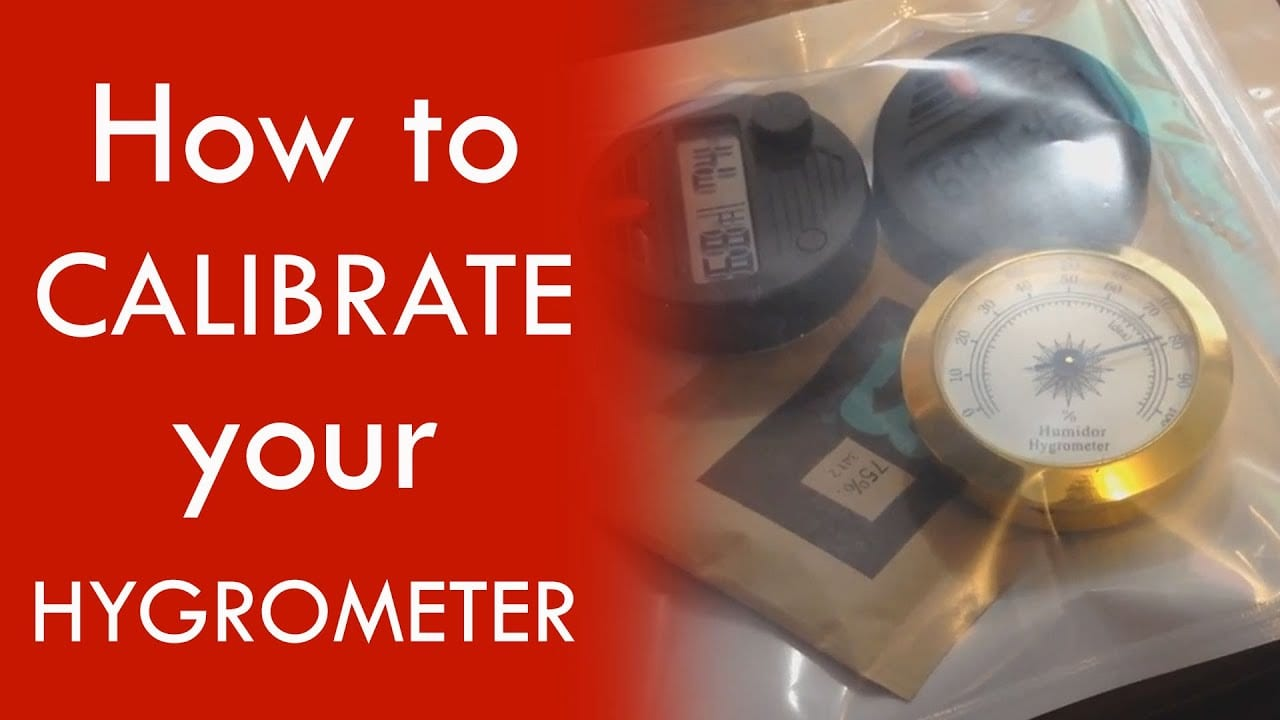 How to Calibrate a Hygrometer?